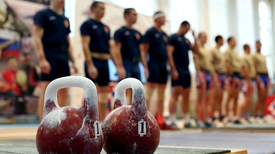 В Алуште прошел чемпионат Крыма по гиревому спорту
