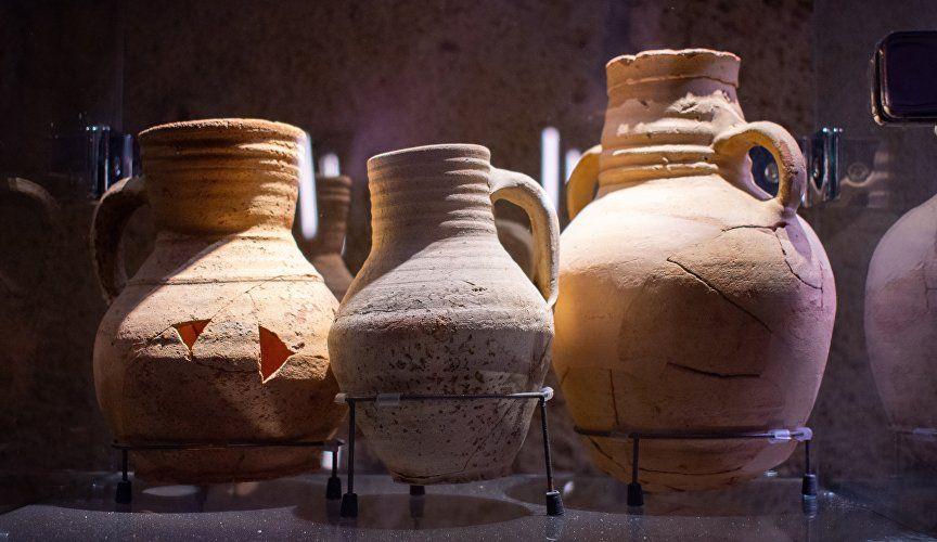 Кувшины и бальзамирии: в Керчи откроется выставка музейных редкостей