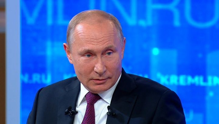 "Путин оценил полный переход школ на ""удалёнку"""