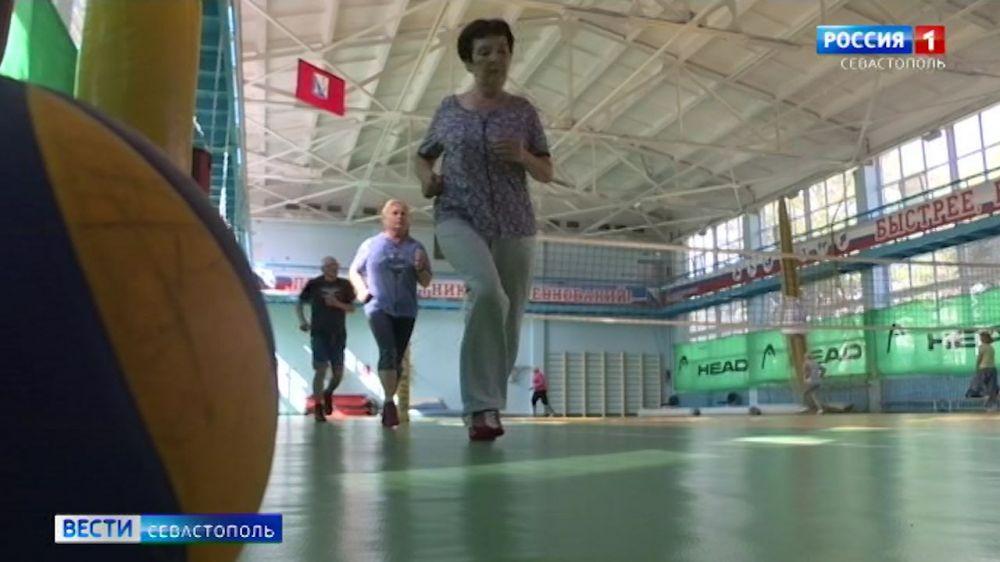 Как пенсионеры Севастополя поддерживают спортивную форму и в 90 лет