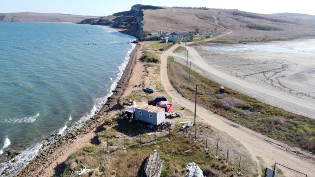 Археологи выяснили, что «Крымская Атлантида» затонула не полностью