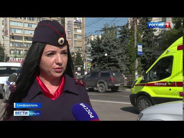 Водителей Крыма проверили на уступчивость «скорой помощи»