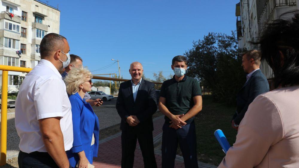 Феодосию с рабочим визитом посетил депутат Государственной Думы Российской Федерации Андрей Козенко