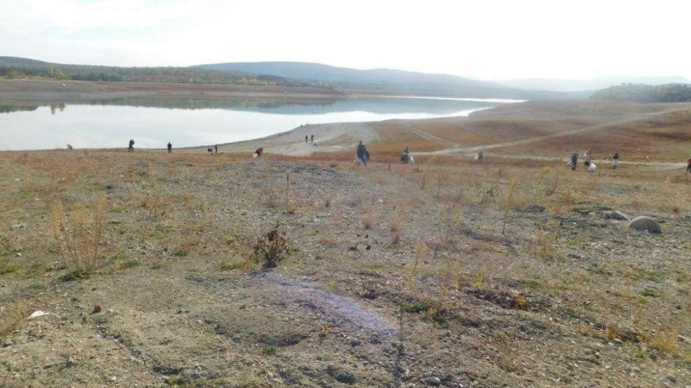 Госкомводхоз подвел итоги акции «Вода России» - 2020 года