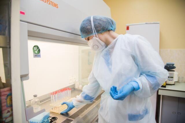 В Крыму 152 новых случая заражения коронавирусом