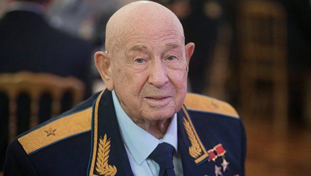 Он был первым в открытом космосе: год со дня смерти Алексея Леонова