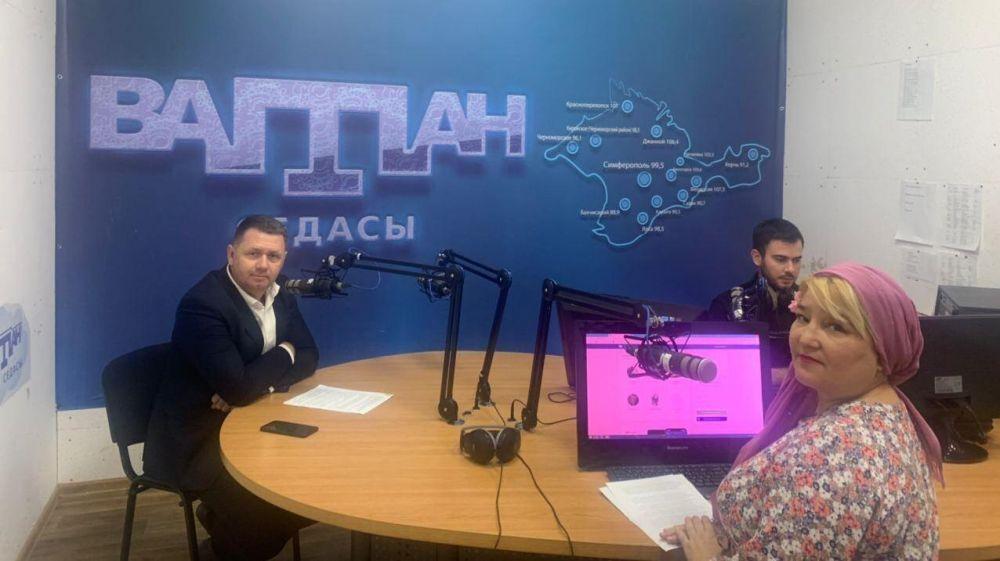 Михаил Афанасьев: Цифровизация стала мощным толчком к усовершенствованию информационной отрасли Крыма