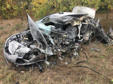 В Крыму в ДТП с автобусом погиб один человек