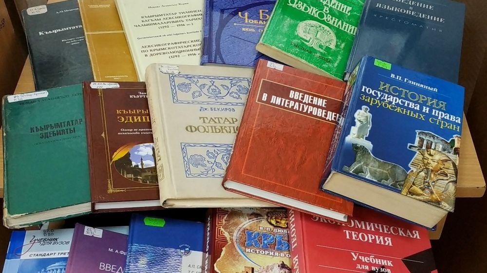 День информации для студентов высших учебных заведений проведен в Республиканской крымскотатарской библиотеке