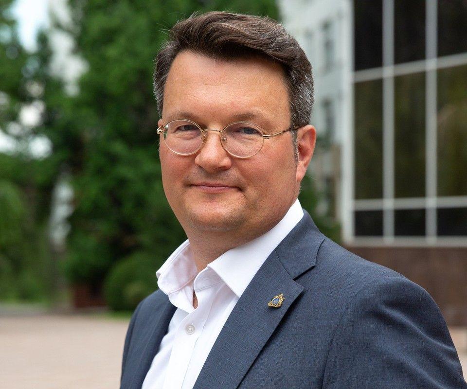 Должность ректора КФУ спустя три года занял Андрей Фалалеев