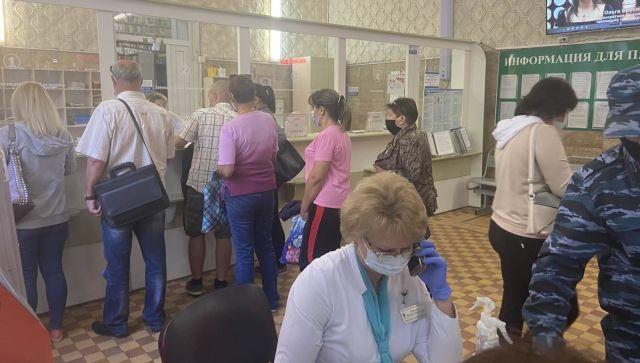Врачи больны: медик о реальной ситуации в симферопольской поликлинике