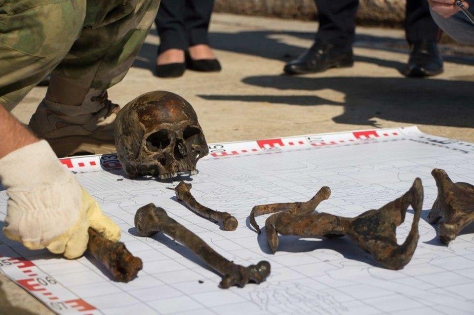 На затонувшем в годы ВОВ судне «Жан Жорес» нашли останки красноармейцев