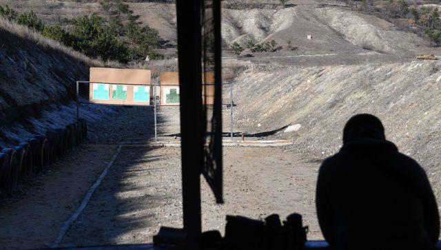 В Крыму сослуживец застрелил контрактника