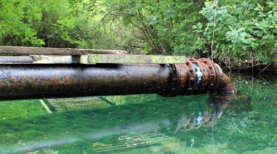Белогорск переходит на подачу воды по графику