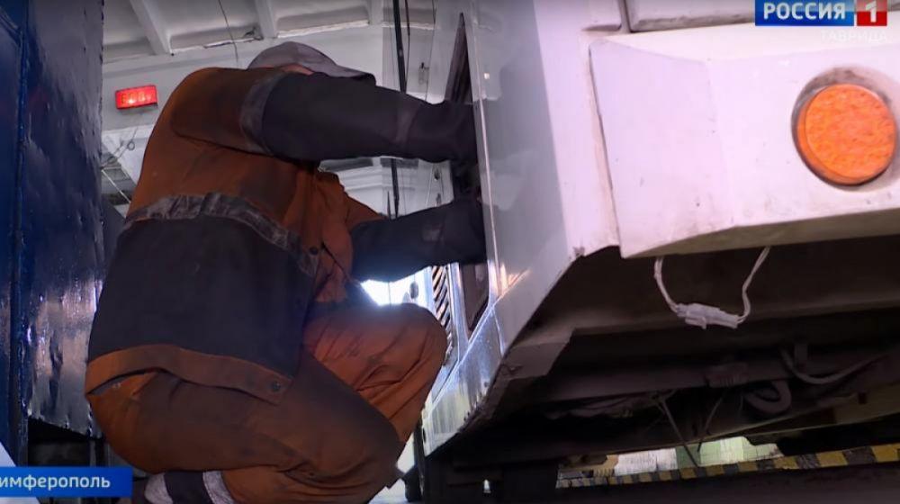 """Предприятие """"Крымтроллейбус"""" оптимизировало свою работу"""