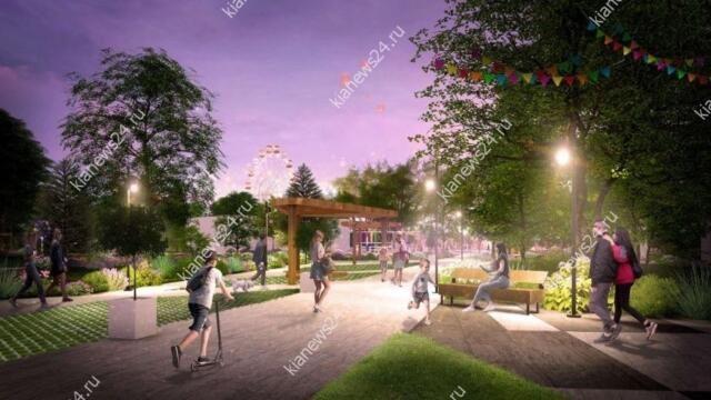 В Евпатории может появиться общественное пространство «Парк «Забава»