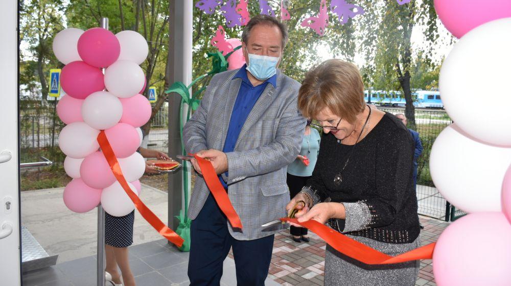 Нижнегорская детская школа искусств открыта после капитального ремонта