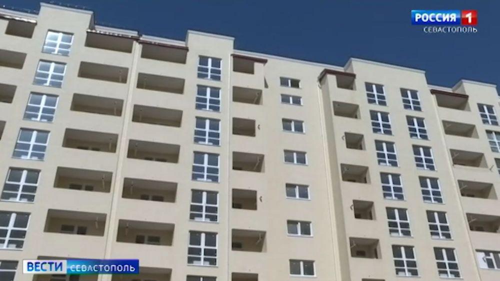 Власти Севастополя выделили 60 миллионов рублей на жилье сиротам