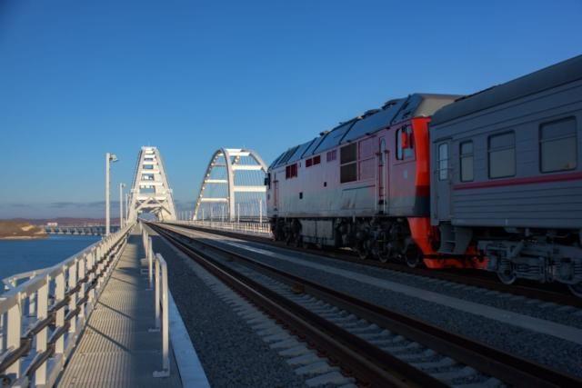 Поезда из Крыма будут ходить в города Смоленской, Брянской и Орловской областей