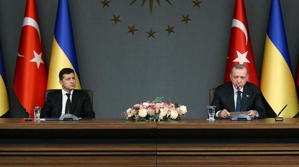 Эрдоган не собирается признавать Крым российским