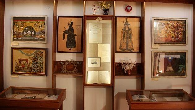 При поддержке Министерства культуры Крыма в Доме-музее М.А. Волошина окрыта новая выставка