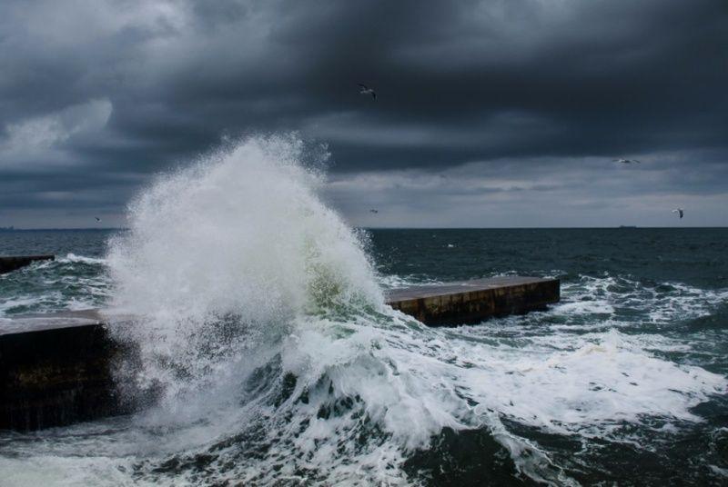 В Крыму три дня будет штормить