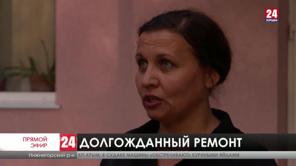 Музыкальная школа в посёлке Нижнегорском возобновила свою работу