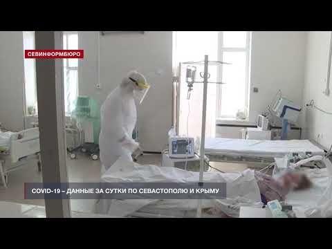 В Севастополе 48 новых больных и две смерти от COVID-19