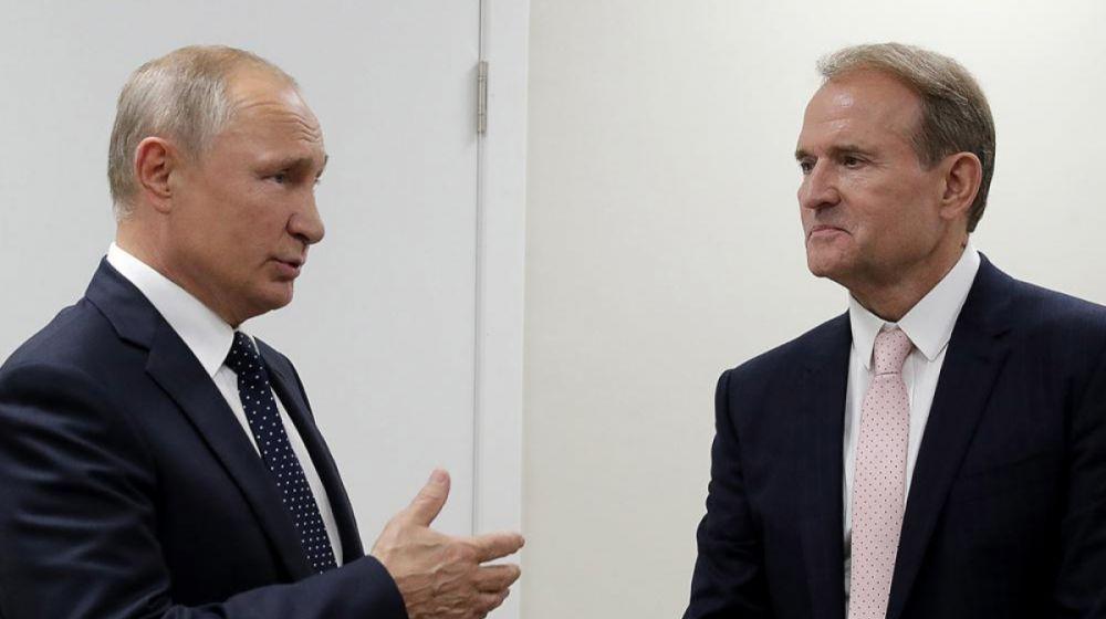 На Украине будут наказывать за «положительный образ Путина»