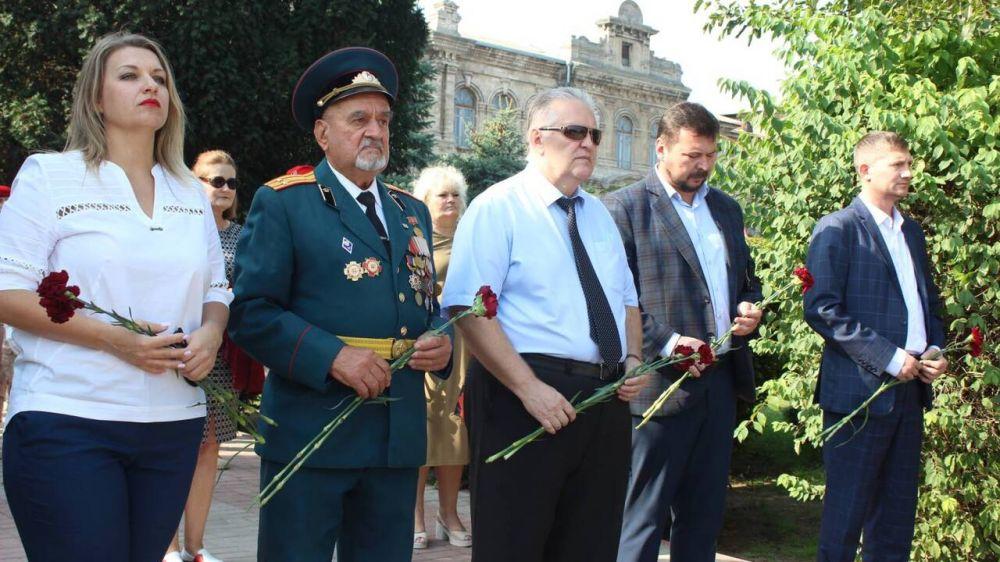 В городе-герое Керчи торжественно открыт Пост № 1