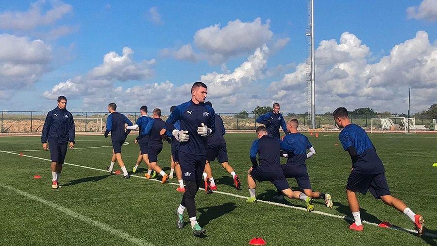 Сборная КФУ отправляется в Саратов на матчи Национальной студенческой футбольной лиги
