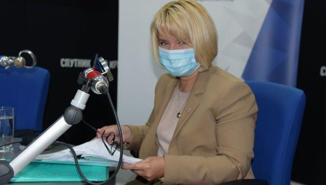 Как летний сезон повлиял на заболеваемостьCOVID-19 в Крыму