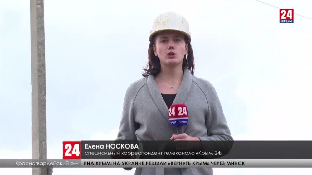 Крымгеология заканчивает бурение скважин в Новоалексеевке Красногвардейского района