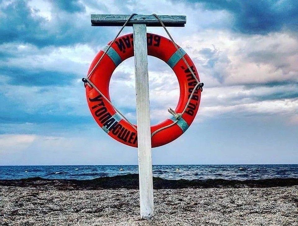 Температура воды в Крыму в Черном море 19 октября 2020