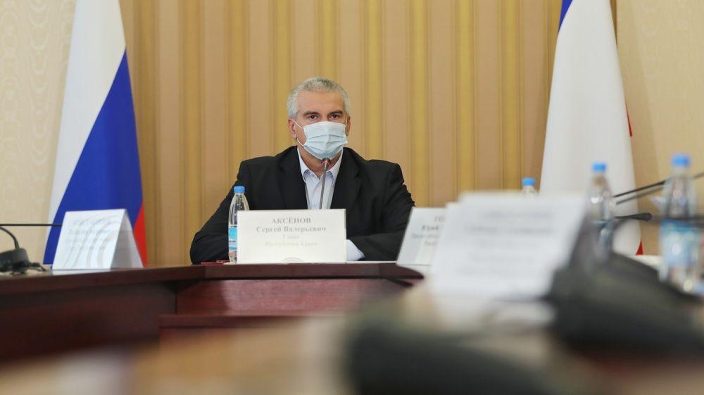 Сергей Аксенов прокомментировал выделение 50 млрд рублей на решение водной проблемы Крыма