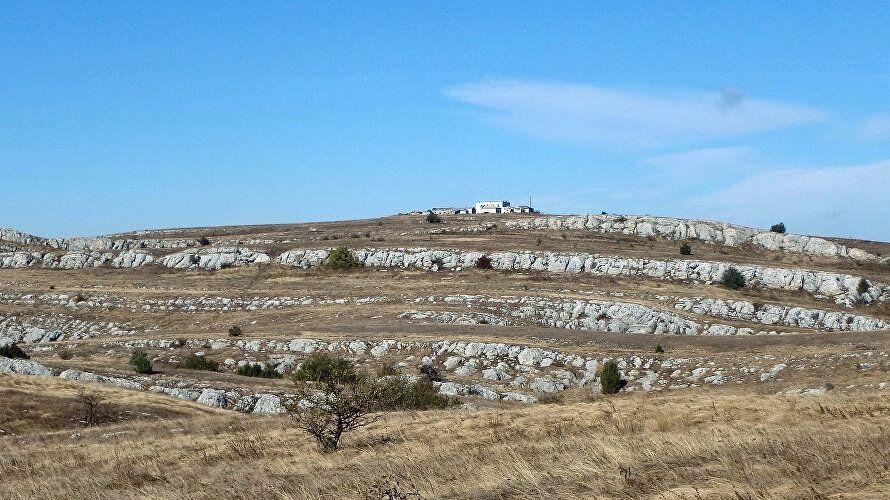 Спасатели ГКУ РК «КРЫМ – СПАС» эвакуировали туристов на плато Караби Яйла