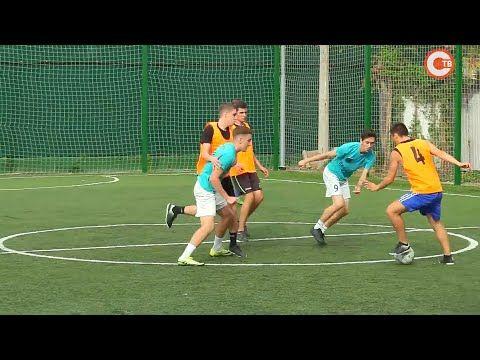 В Севастополе проходит кубок губернатора по мини-футболу (СЮЖЕТ)