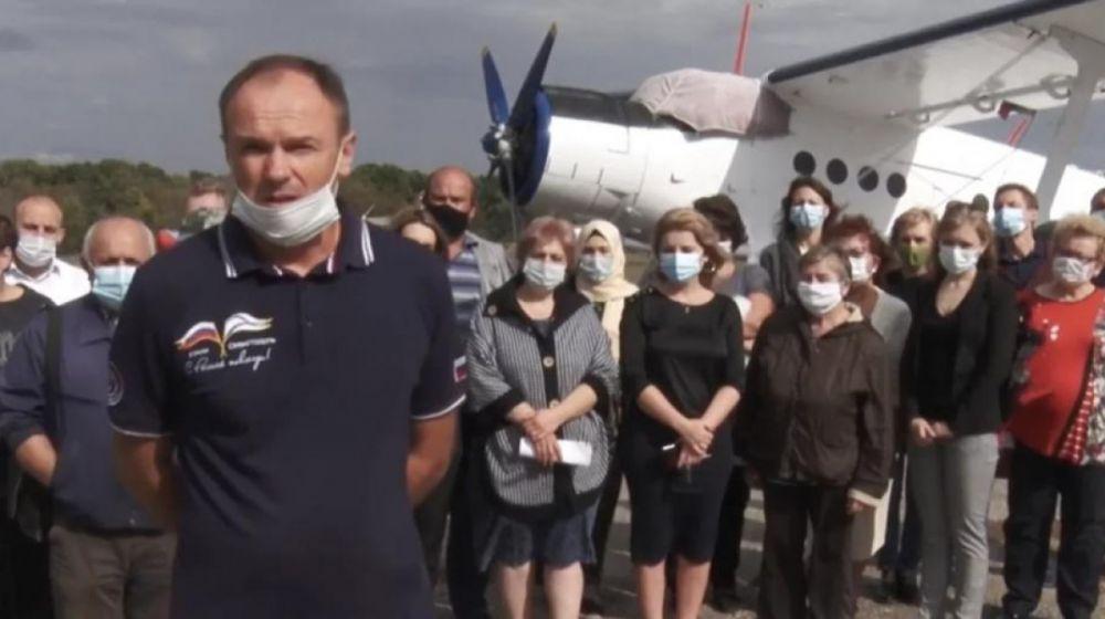 Крымчане попросили Путина отменить застройку аэродрома «Заводское» в Симферополе