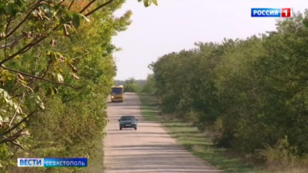 Аксёнов уволил руководителя Службы автомобильных дорог Крыма