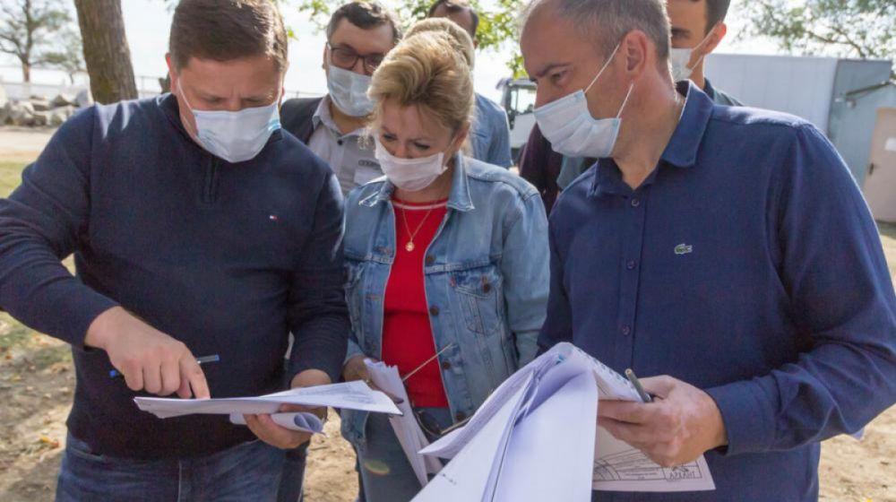 765 миллионов выделено на объекты городской среды Керчи