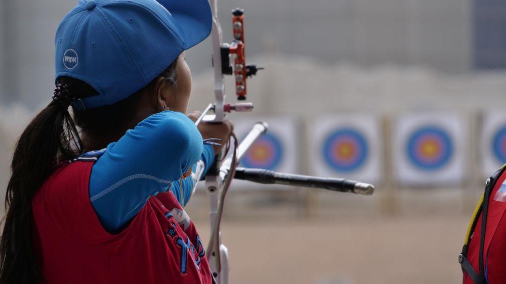 Молодежная сборная России по стрельбе из лука готовилась к сезону в Алуште