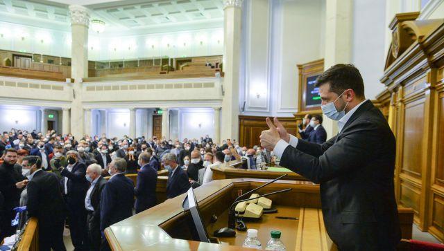 """Зеленский назвал условие """"возвращения Крыма"""" на Украину"""