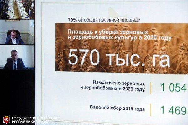 Итоги уборочной кампании и проведение осенне-полевых работ обсудили на заседании Президиума
