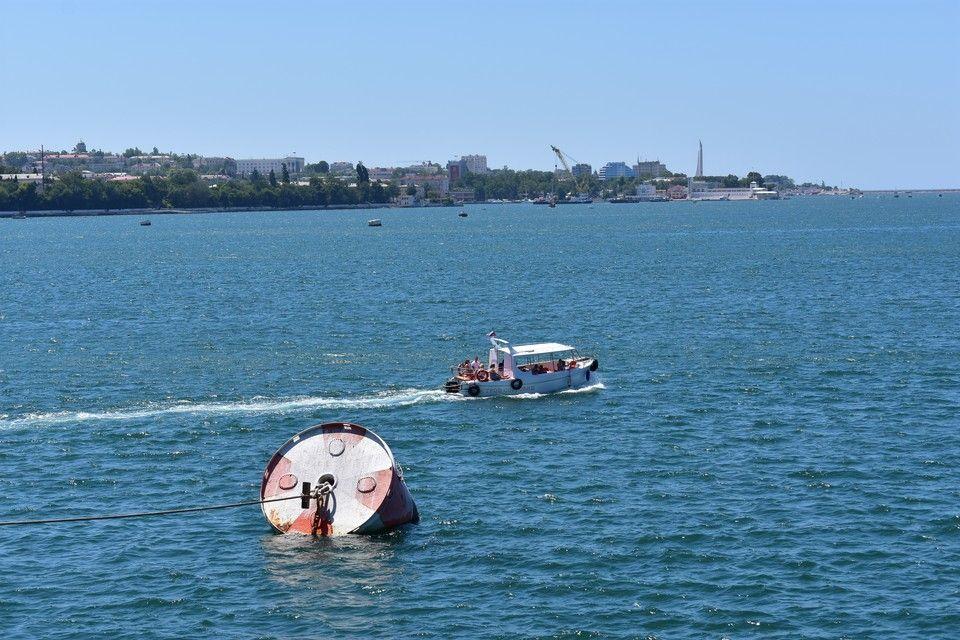 Температура воды в Крыму в Черном море 20 октября 2020