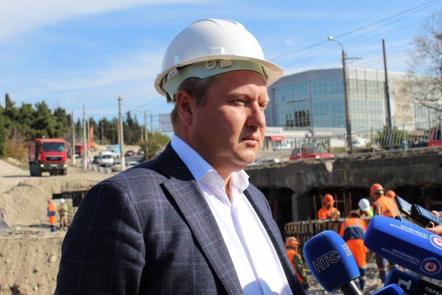 Сергей Аксёнов назначил нового министра транспорта Республики Крым
