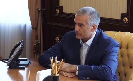 Аксёнов назвал причину увольнения начальника службы автодорог Крыма