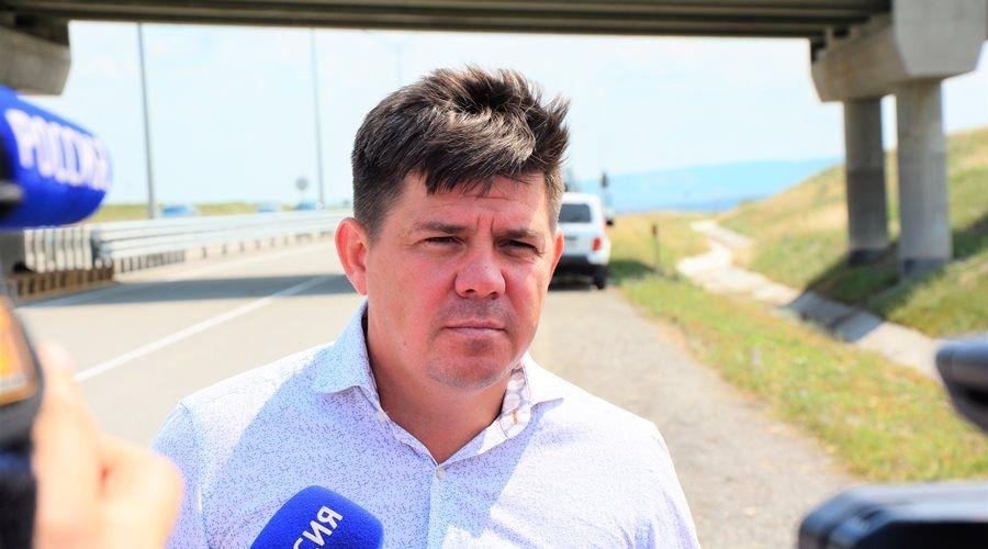 Аксёнов уволил руководителя Службы автодорог Крыма