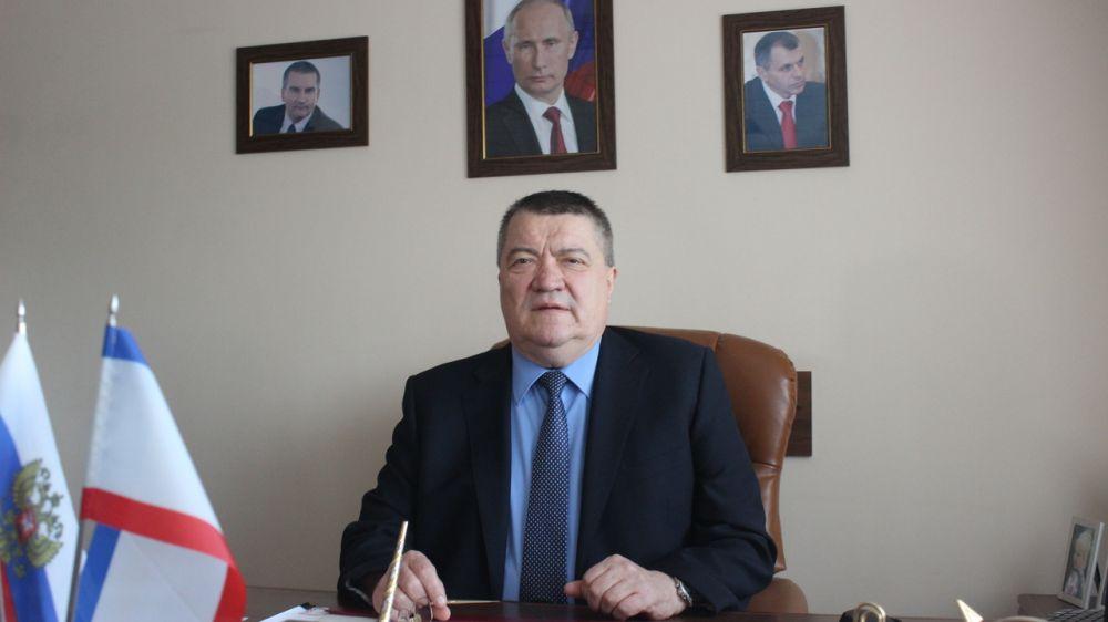 Поздравление Министра чрезвычайных ситуаций Республики Крым Сергея Шахов с Днем военного связиста