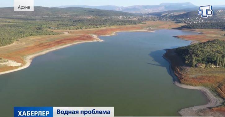 Власти Крыма готовятся подать в Симферополь дополнительные 40 тыс кубометров воды