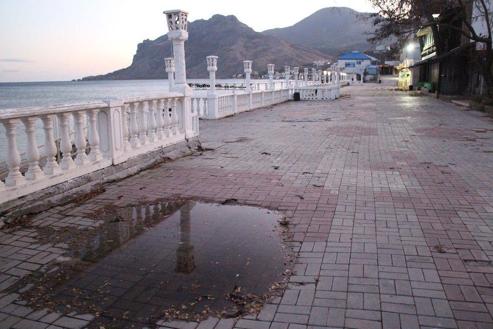 Погода в Крыму на 20 октября: переменная облачность и тепло до +17